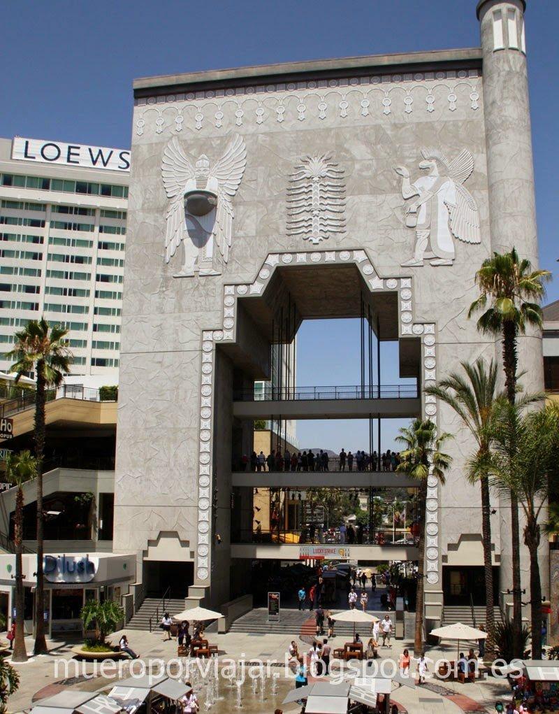 Centro Comercial del teatro Kodak