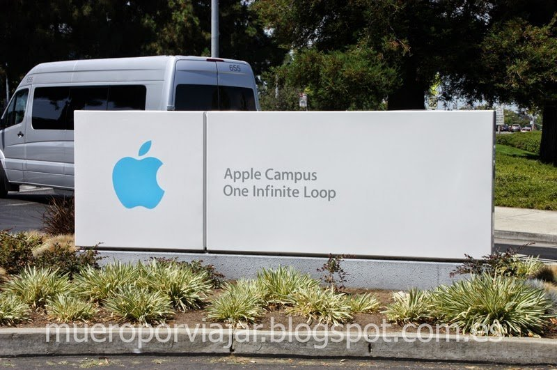 Apple Campus, Infinite Loop