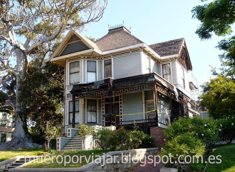 Casa donde se rodó Thriller, Los Angeles