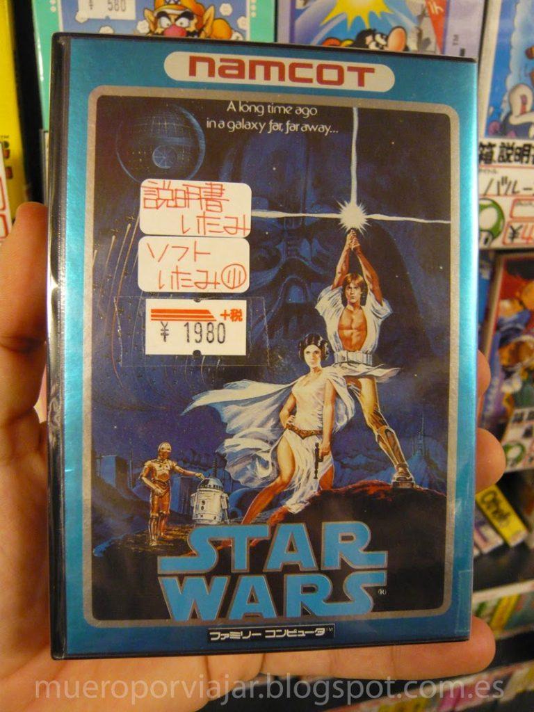 Juego de Star Wars