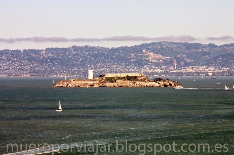 Isla de Alcatraz, San Francisco