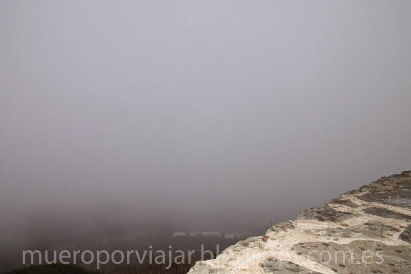 La vista desde Twin Peaks hacia San Francisco suele ser espectacular, pero puedes encontrar niebla