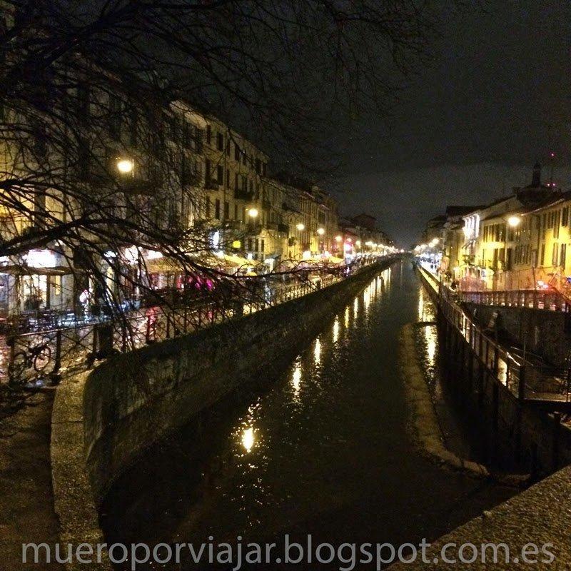 Canal de Los Navigli