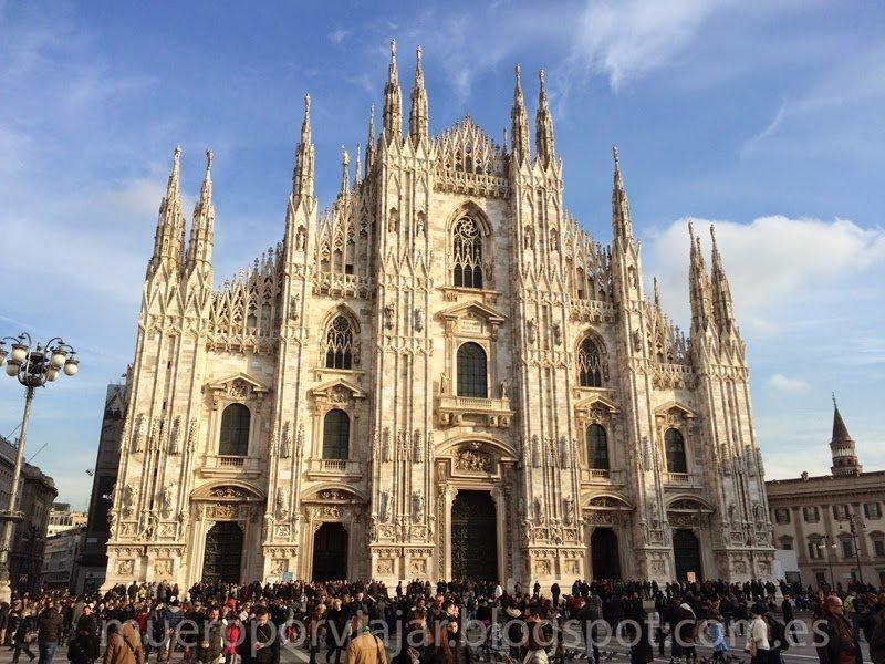 Magnifico Duomo de Milán