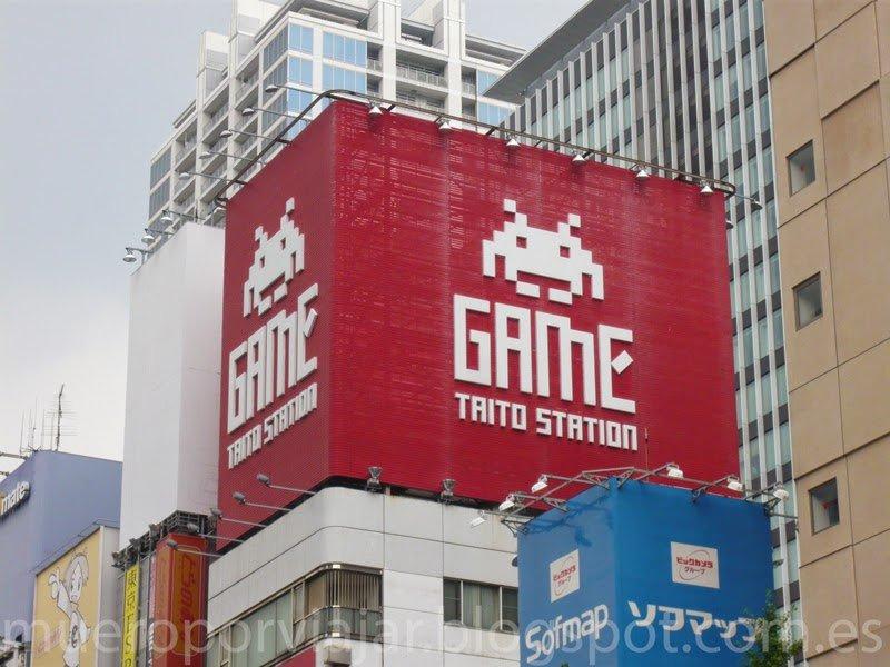 Taito Game Station, Akihabara (Tokyo)