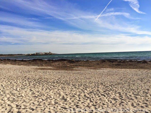 Playa de es Trenc, una de las más famosas de la isla