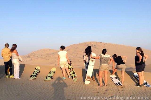 El grupo de la aventura, mucha gente de muchos lugares diferentes, siempre da gusto conocer gente nueva