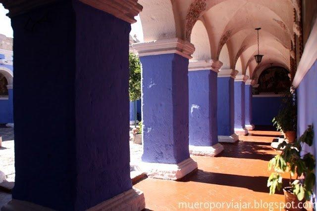 Precioso Monasterio de Santa Catalina, Arequipa