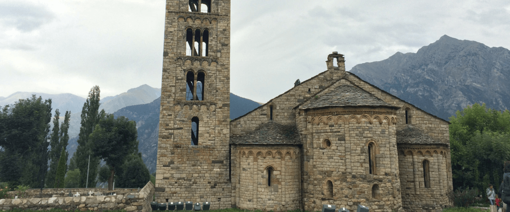 Iglesia Sant Climent de Taüll