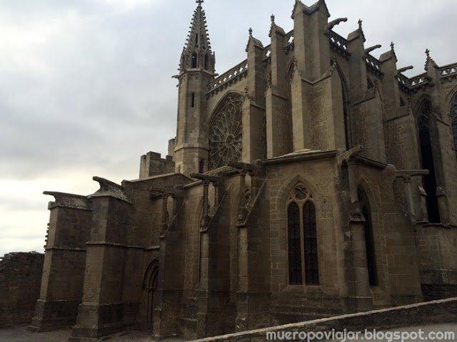 Basílica de Saint-Nazaire en Carcassonne