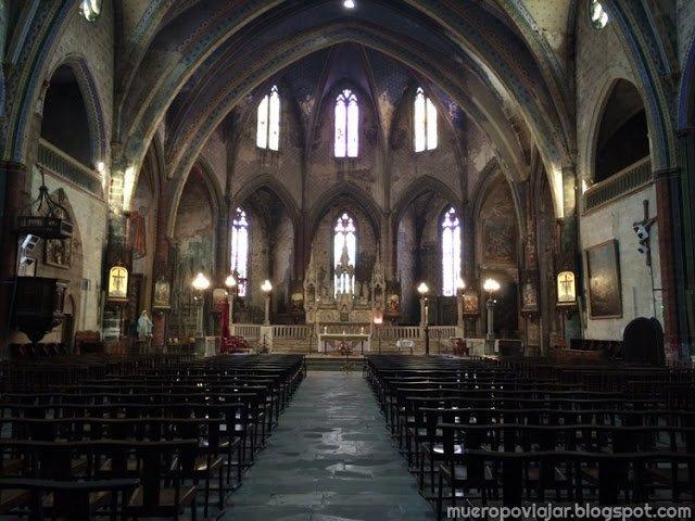 Iglesia de Mirepoix