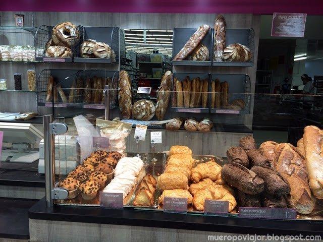 Productos de pastelería típicos Franceses