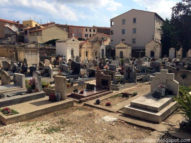 Cementerio de Collioure