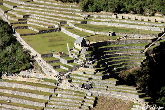 Vistas del Machu Picchu que sólo son posibles desde el Waynapicchu
