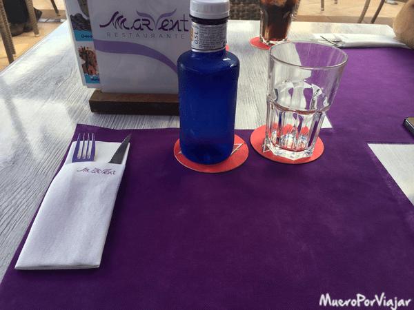 Restaurante Marvent en Es Canar, Ibiza