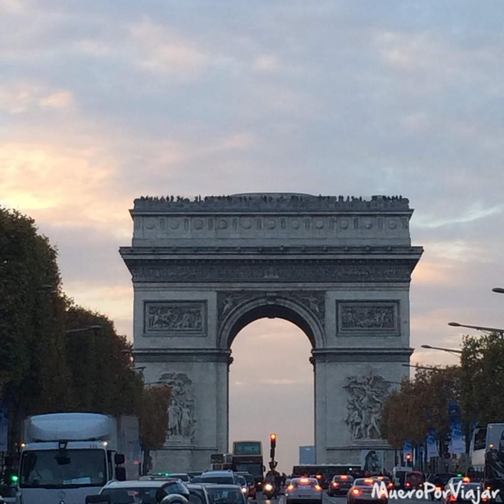 El Arc de Trionf de París
