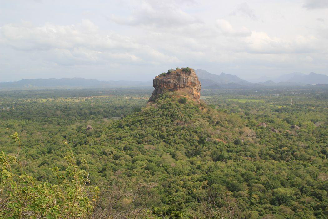 Pidurangala en Sri Lanka es el lugar especial de ViajerosCallejeros
