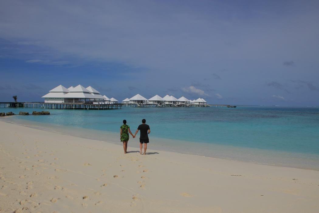 Las Maldivas son la definición de destino paradisíaco