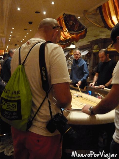 Todos los visitantes y turistas acaban jugado, al menos, una partida en los casinos