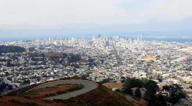 Panorámica de San Francisco
