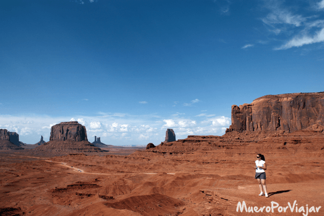La inmensidad de Monument Valley