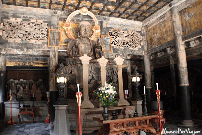 Buda del templo Kencho-ji
