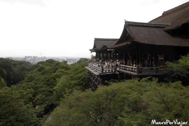Templo Kiyomizudera, Kioto