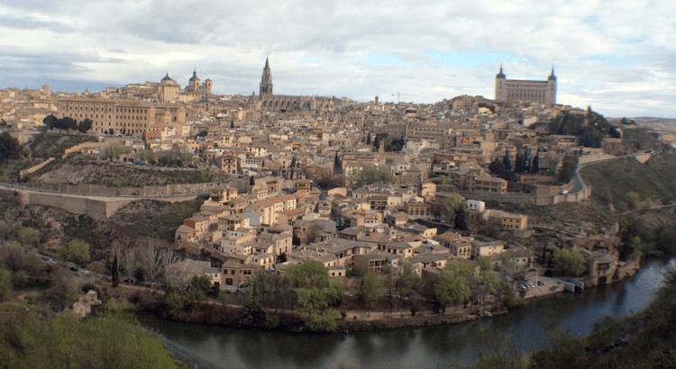 Hoteles y otros alojamientos en Toledo