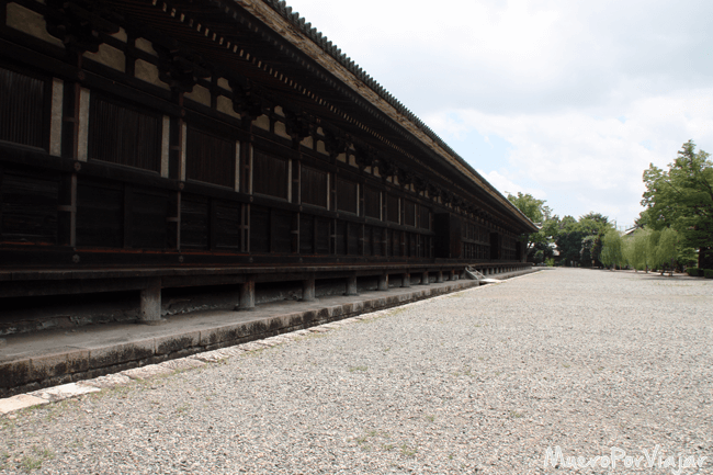 Templo Sanjusangen-do, Kioto (Japón)