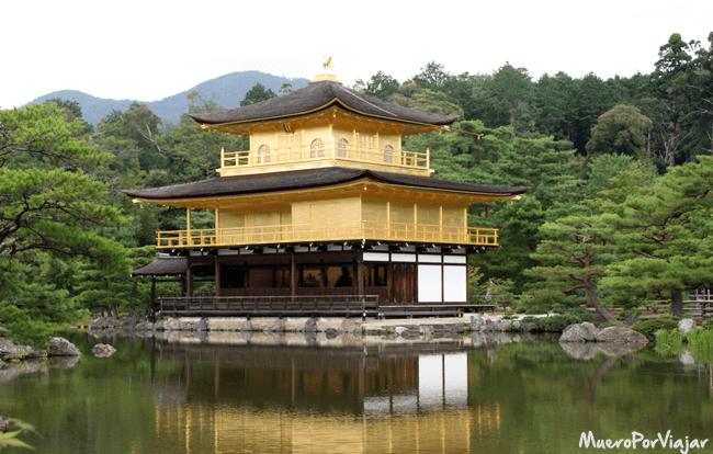 Templo Dorado (Kinkaku-ji)