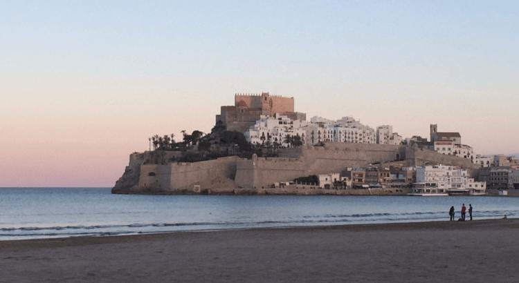 Ciudadela de Peñíscola (O Desembarco del Rey)