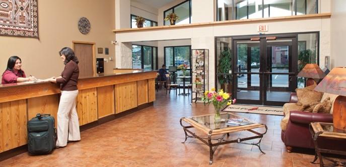 Imagen de la página web del hotel