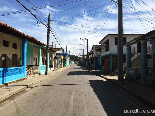 Calle de Pinar del Rio