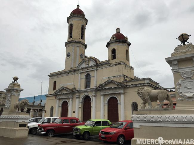 Iglesia de Cienfuegos