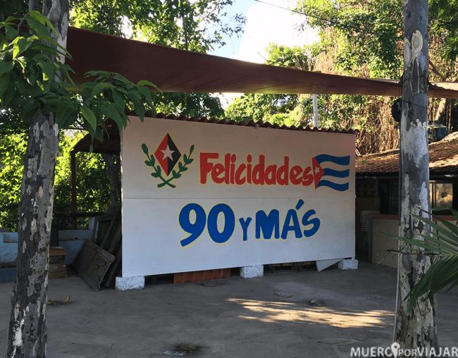 Publicidad política en Cuba