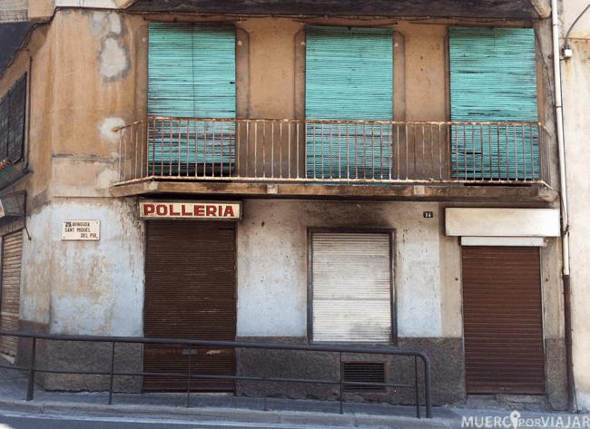 Parada obligada en la Pobla de Segur, hogar de Carles Puyol