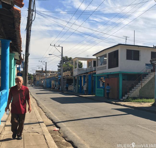 Calle de Pinar del Rio (Cuba)