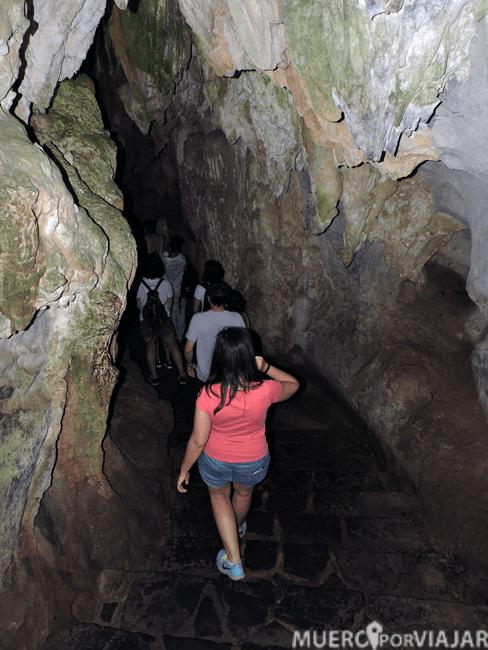 Cueva del Indio, Cuba