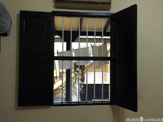 Nuestra ventana en Trinidad