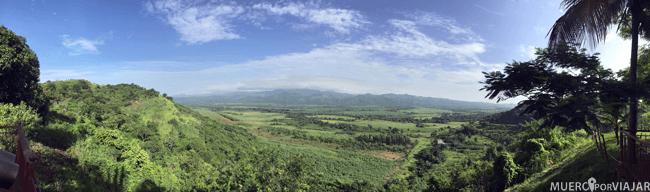 Mirador del Valle - Valle de los Ingenios