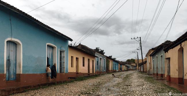 El pueblo de Trinidad - Cuba