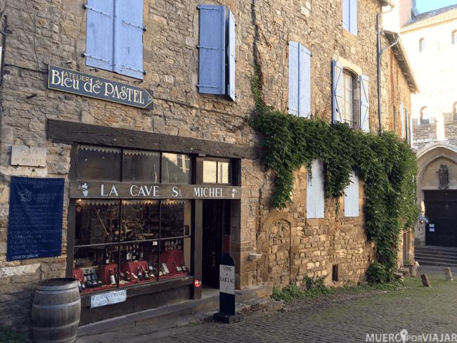 Uno de los puntos fuertes de esta zona de Francia es el Vino