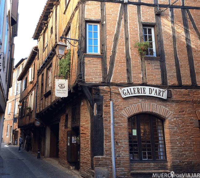 Rue Puech Berenguier de Albi