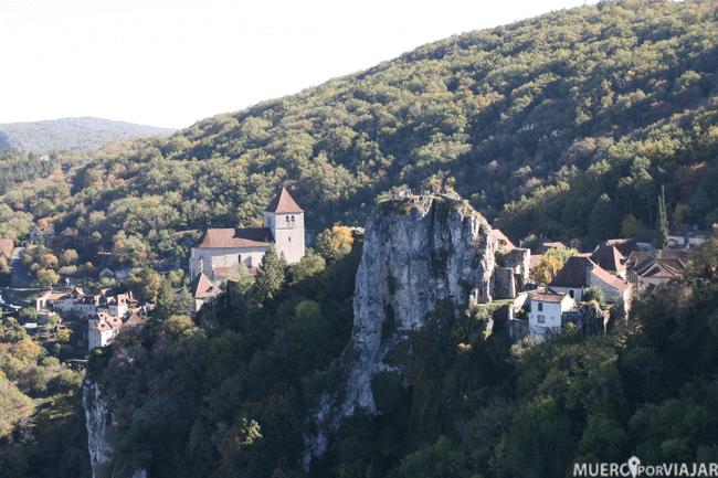 Saint-Cirq-Lapopie (Midi-Pyrénées)