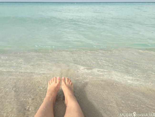Playa de Varadero (Cuba)