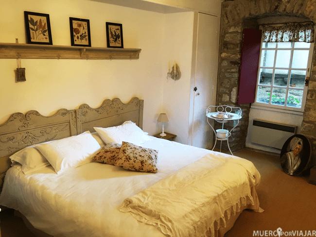 Habitación en Au Troubadour (Saint-Antonin-Noble-Val, Francia)