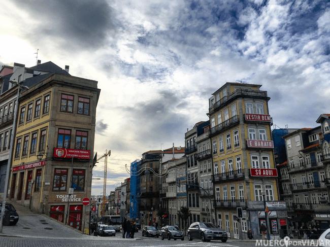 Calles de Oporto (Portugal)