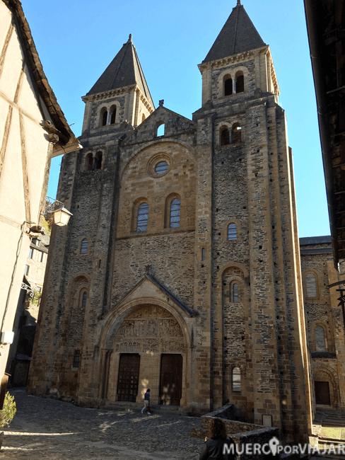 Iglesia abacial de Sainte-Foy - Conques, Midi-Pyrénées