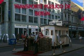 Transporte público en Berlín – Alemania