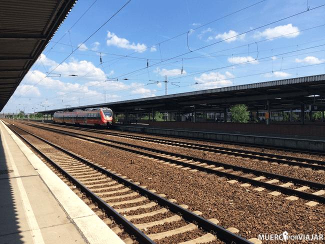 Estación de tren de Berlín